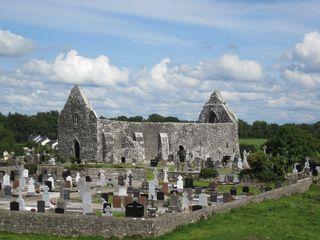 Fenagh graveyard